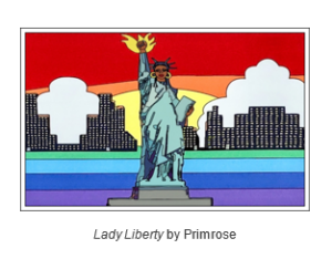 Lady Liberty Design