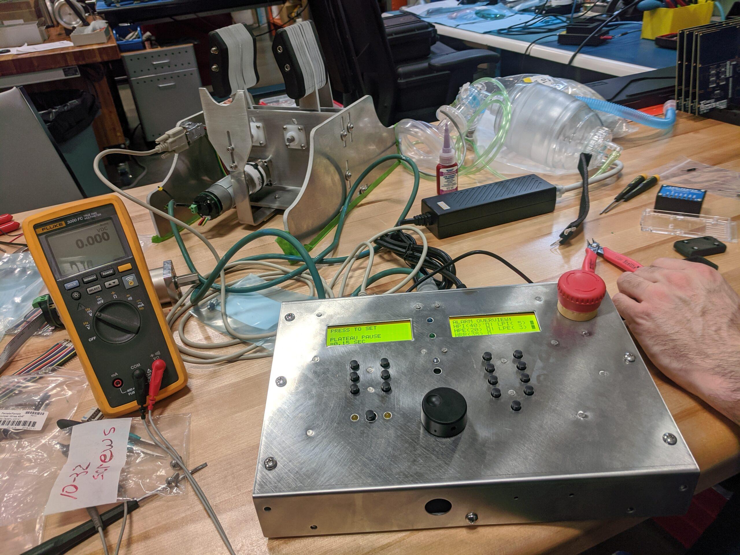 Ventilator Prototype